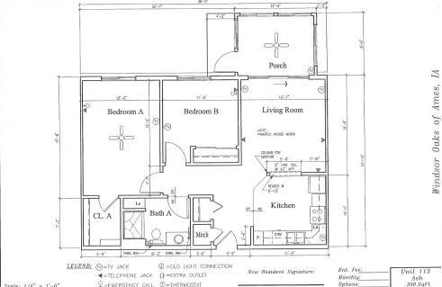 Ash #113 Floor Plan